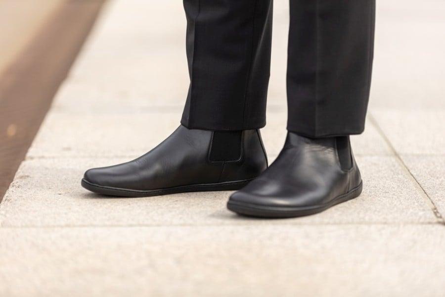 Chelsea-Boots-Barfussschuhe-schwarz-Herren-3