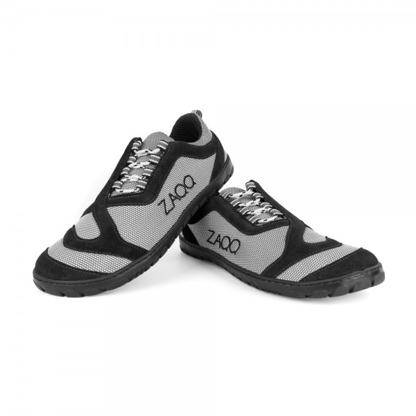 QUIQ Trail Black Vegan