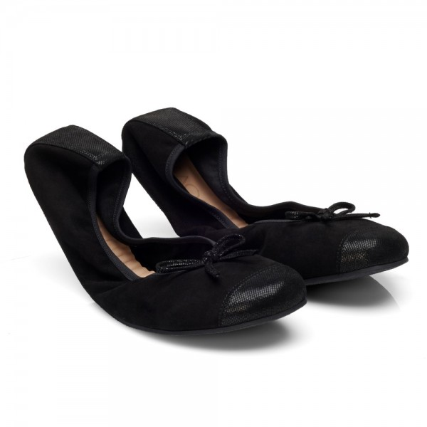 TWIST Velours Black