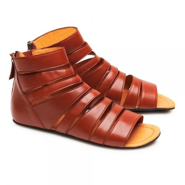 Ankle-Boot-Sommerkleid