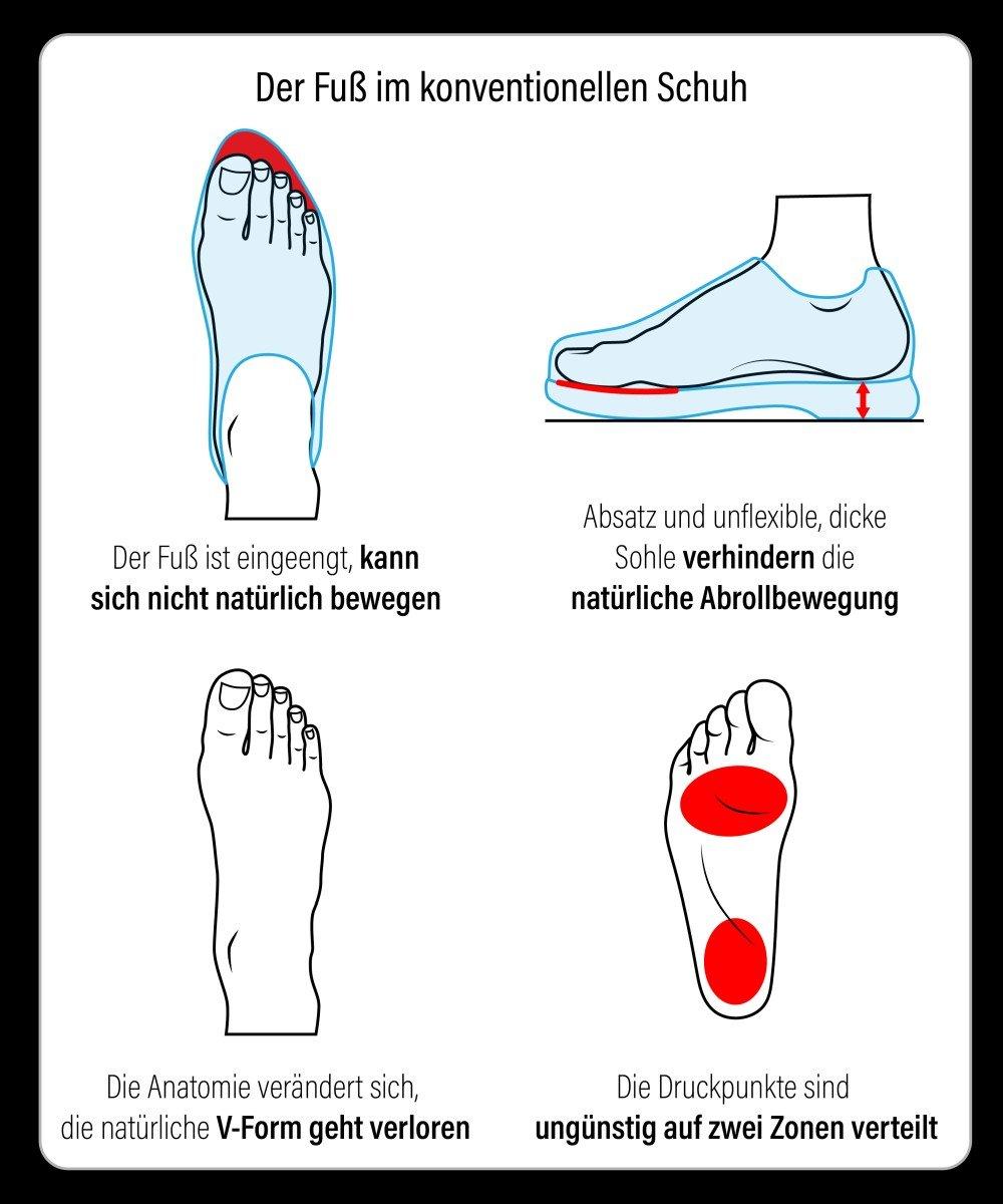 Anatomie-Fuesse-im-Schuh