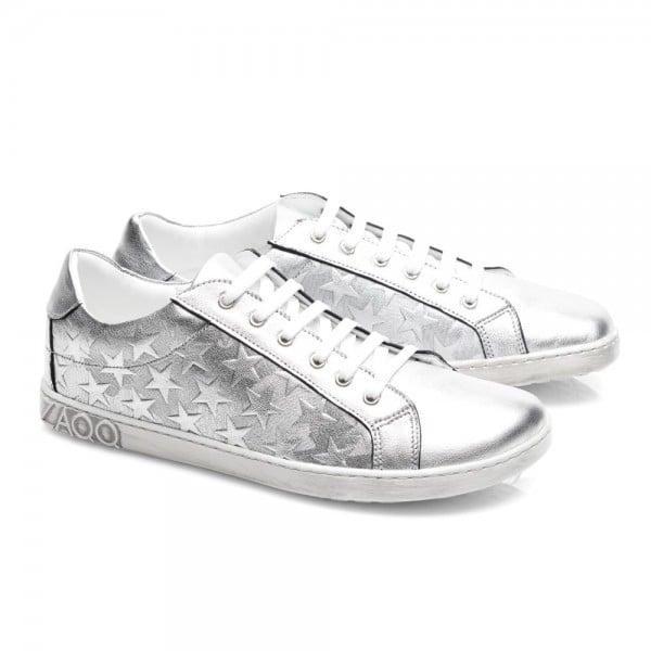 SLOQ Stars Silver