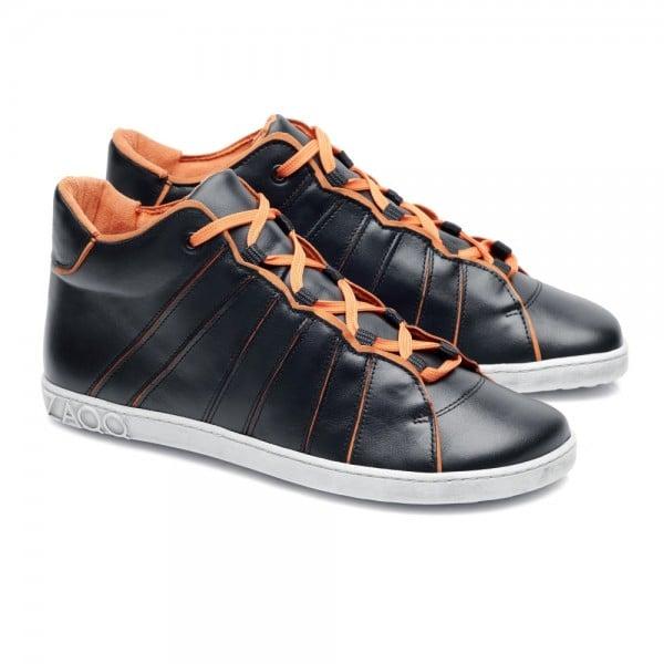 QQQ Mid Black Orange