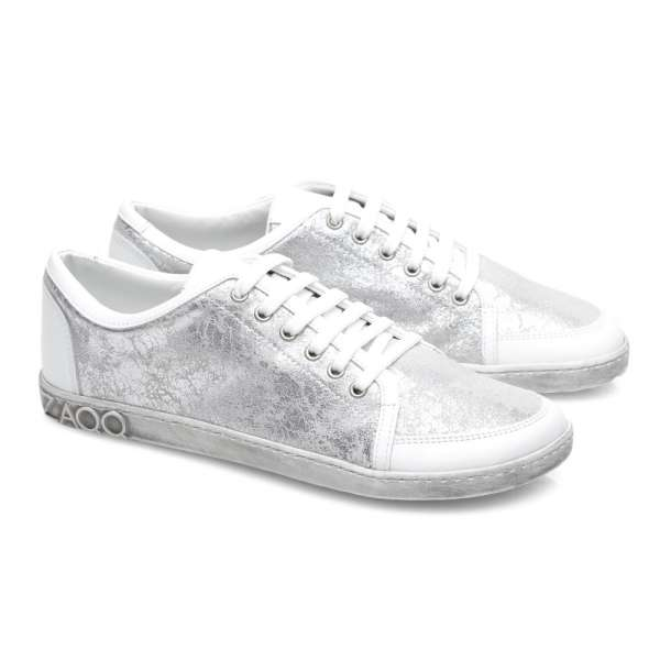 TIQQ Silver White