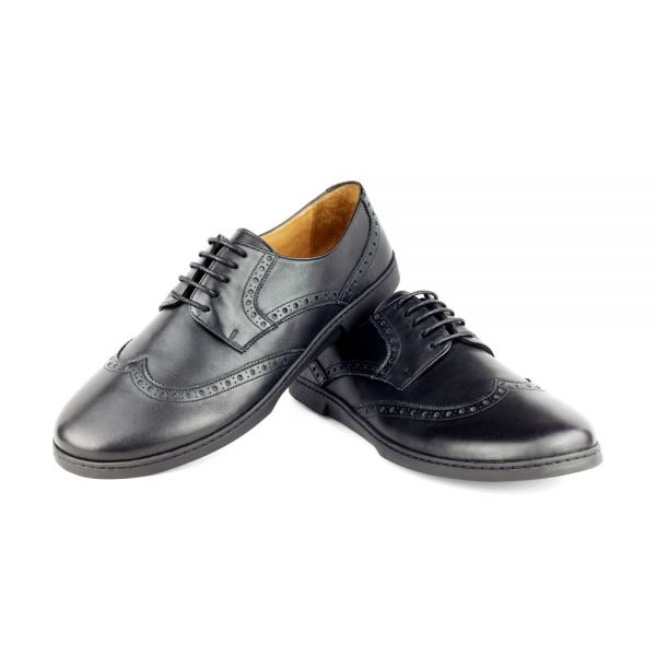 BRIQ Brogue Black