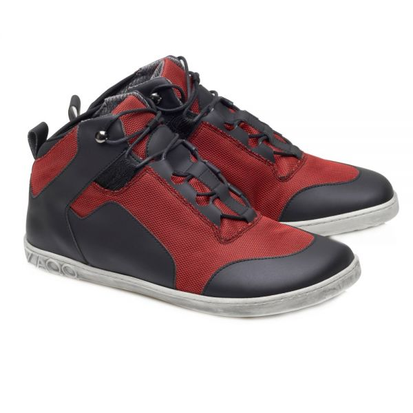 RAQO Black Red